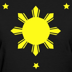 My fashionable heritage any second now for Philippines t shirt design