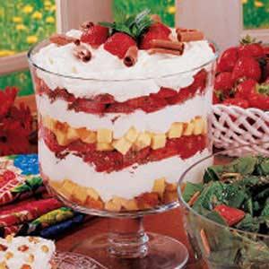 Trifle Recipe Pound Cake Chocolate Pudding