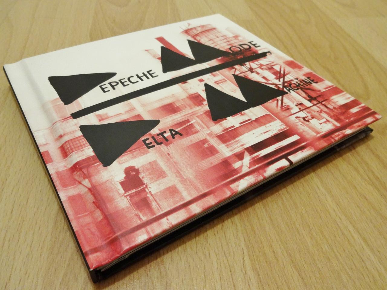 Depeche Mode delta machine sticker decal David Gahan Martin Gore electronic kroq