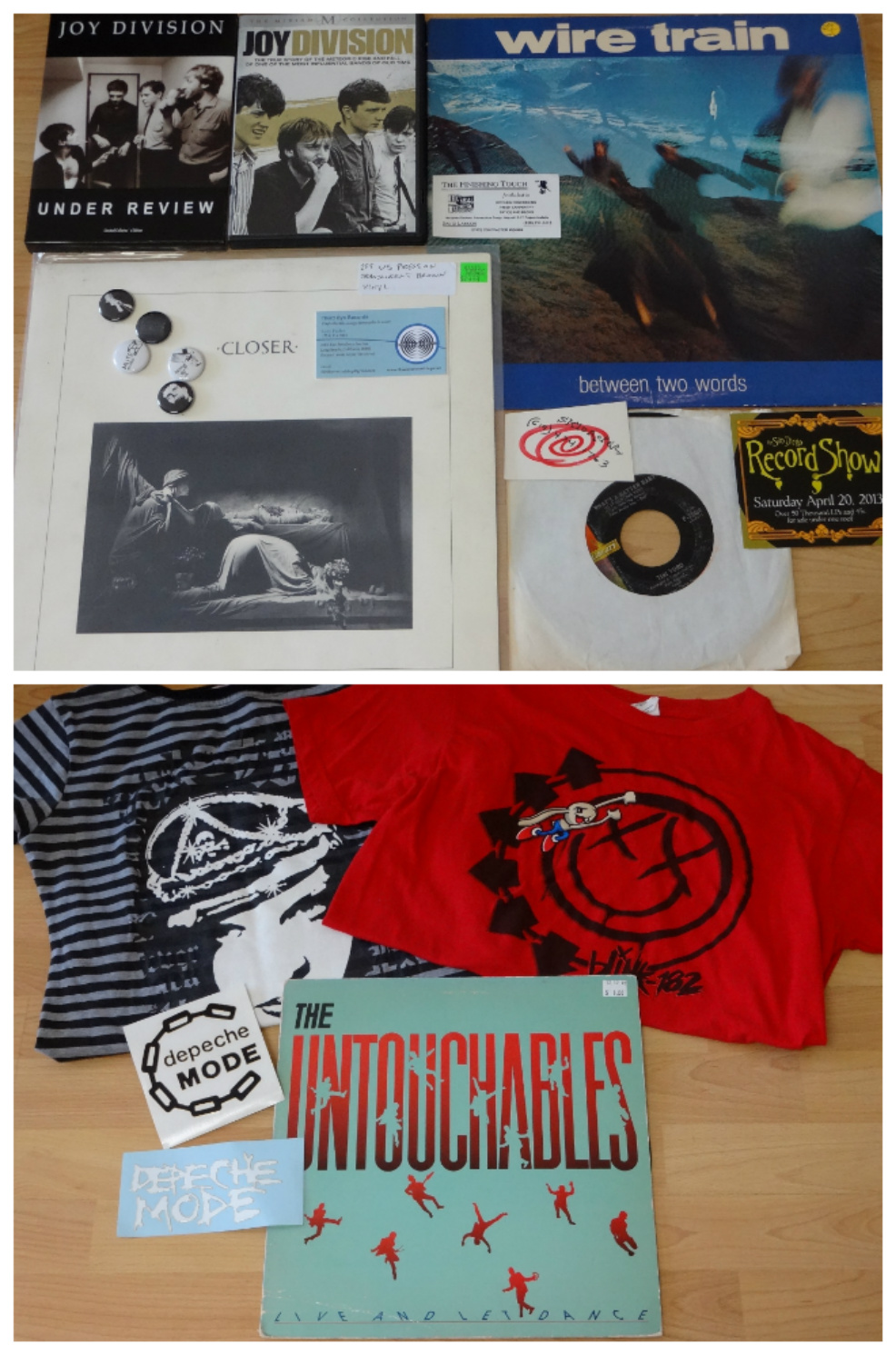 RSD 2013 Finds Collage 12