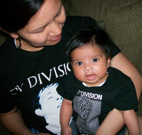 Bubba and Mama in Joy Division