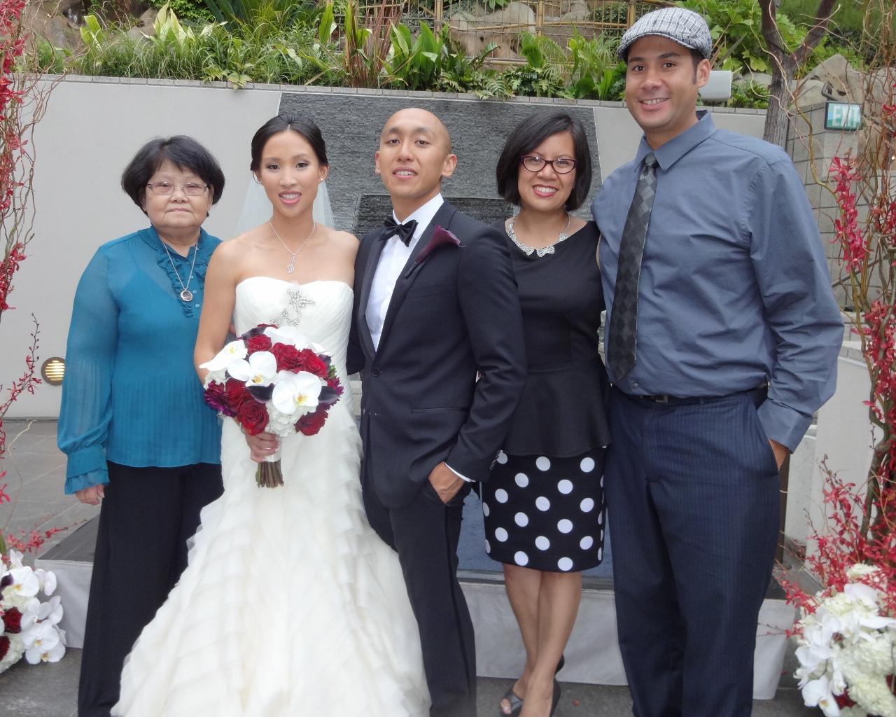 Pauls Wedding Photo 5