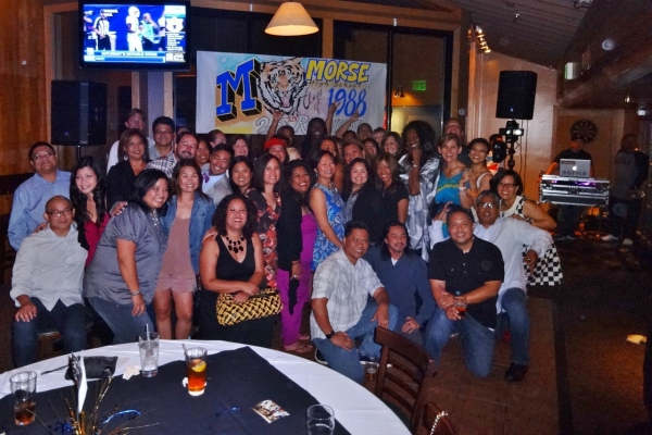 Morse High Class Of 1988 Celebrates 25 Years Any Second Now