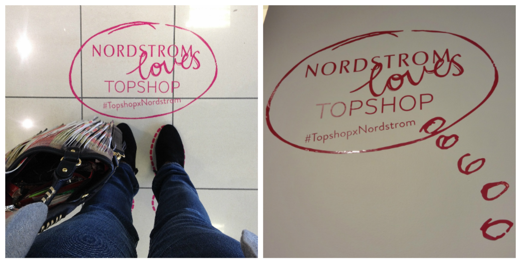 Topshop X Nordies Collage 5