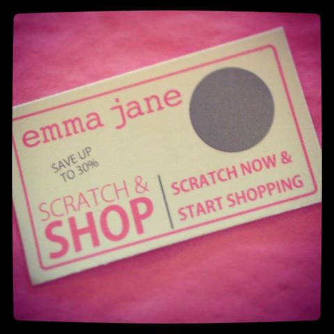 emma jane december scratcher