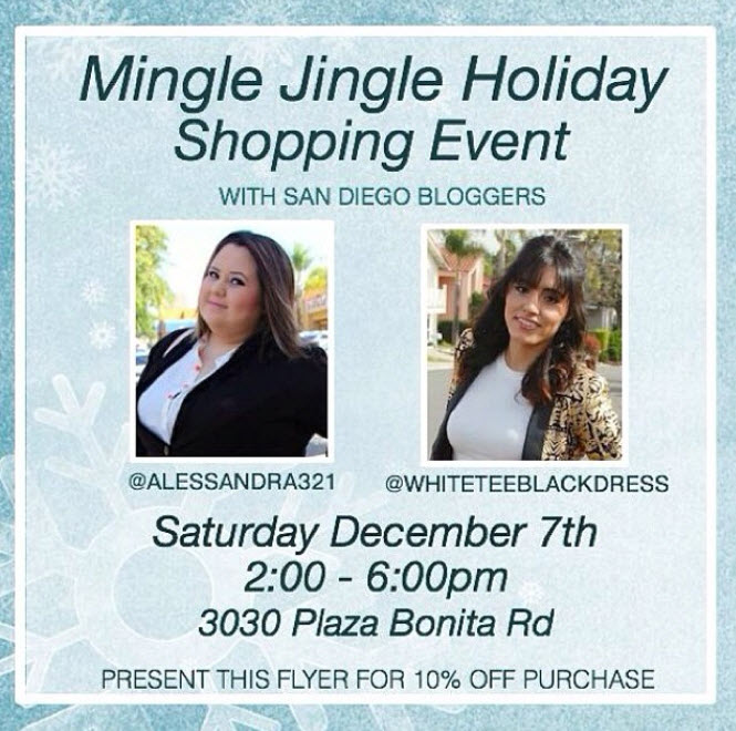 Mingle and Jingle Shimmer event (2)