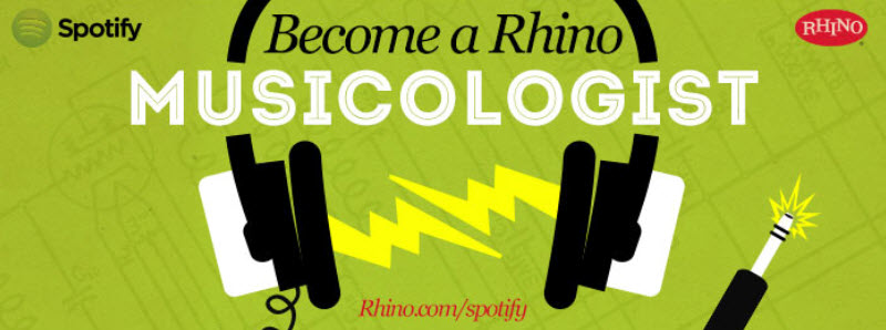 Rhino Records Musicology