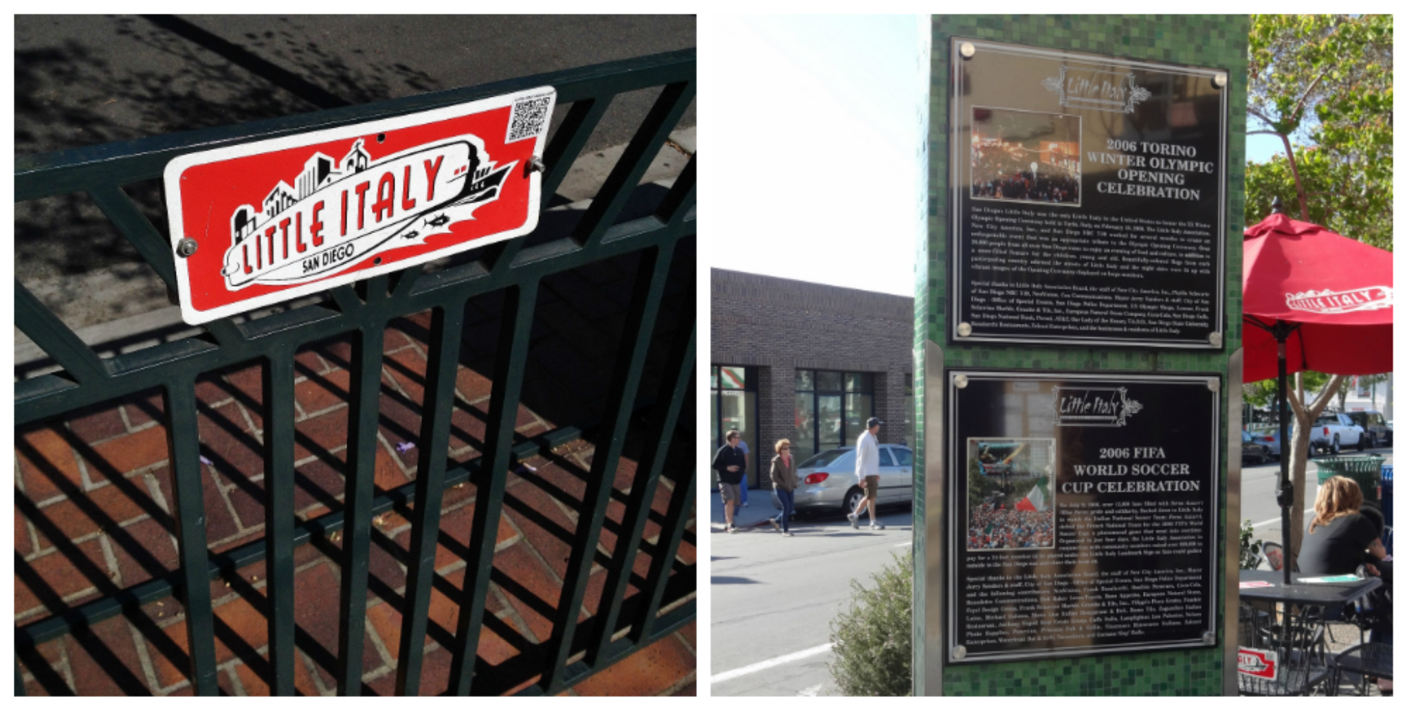Little Italy Collage 3