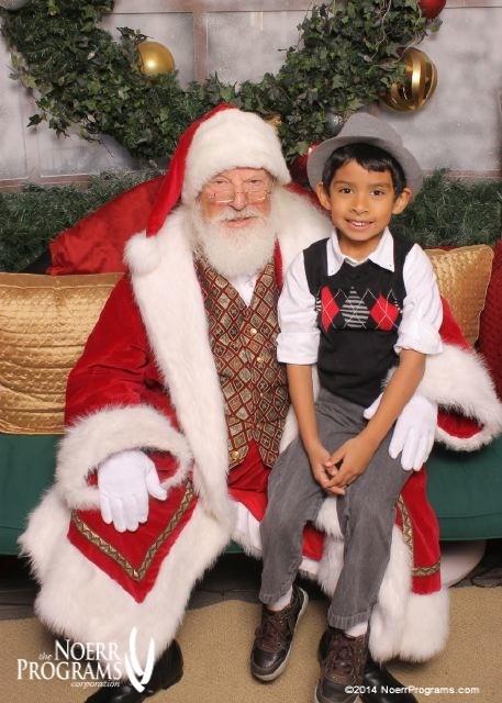 Santa Picture 2014