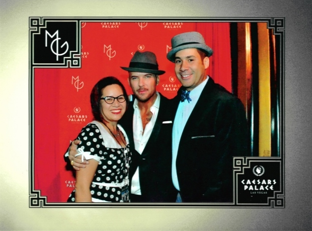 With Matt Goss 11.28.2014