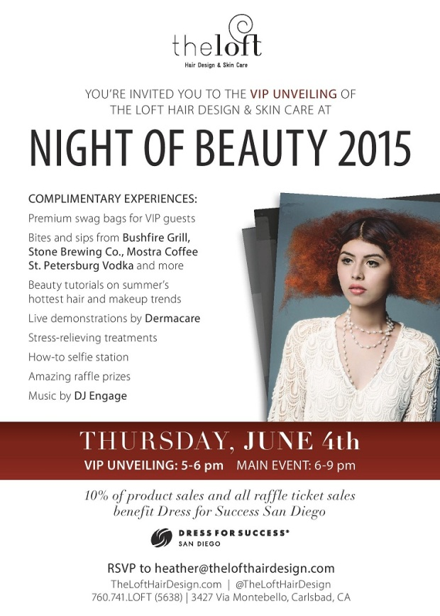 Night Of Beauty 2015